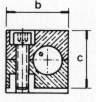 Standardní příchytky trubek